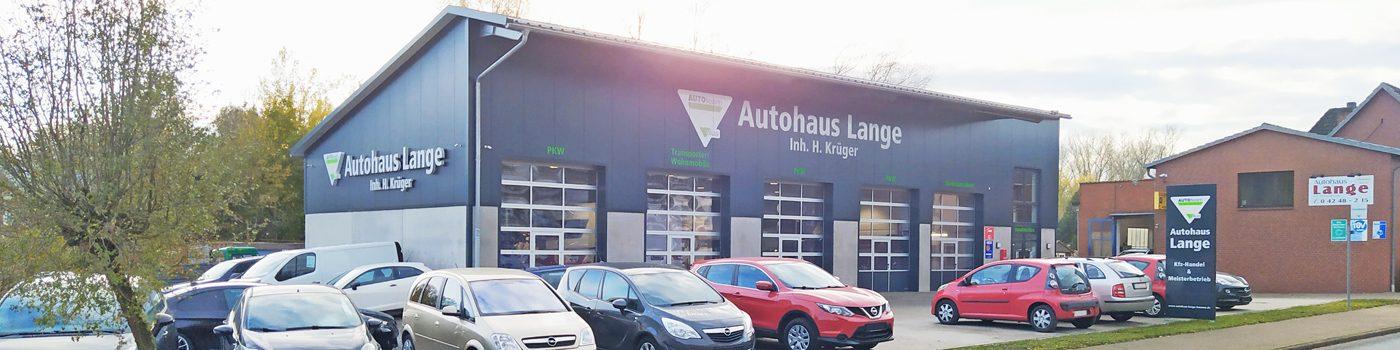 Autohaus Lange